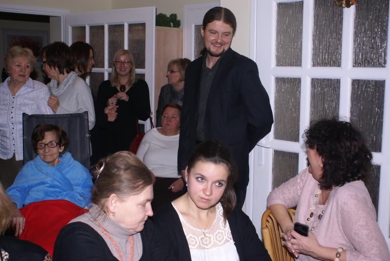 Oglądasz obraz z artykułu: Spotkanie opłatkowe 2012